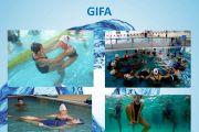 18º Curso Básico de Fisioterapia Aquática - Hidroterapia - Centro de Reabilitação do Norte Dr. Ferreira Alves - 25 a 27 Outubro 2019